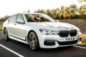 BMW Marka Aracını Evine Park Etti