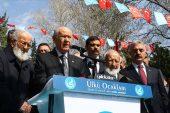 'Türkeş'in hatırasına her daim sahip çıkacağız'
