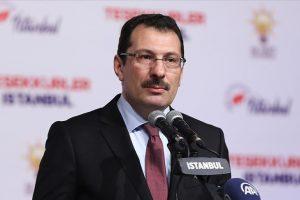 'AK Parti lehine düzeltilen oy sayısı 11 bin 109'